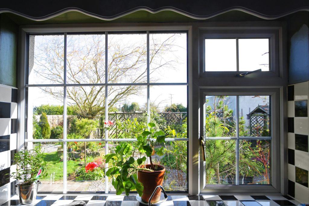 3 Sizes Kitchen Windows