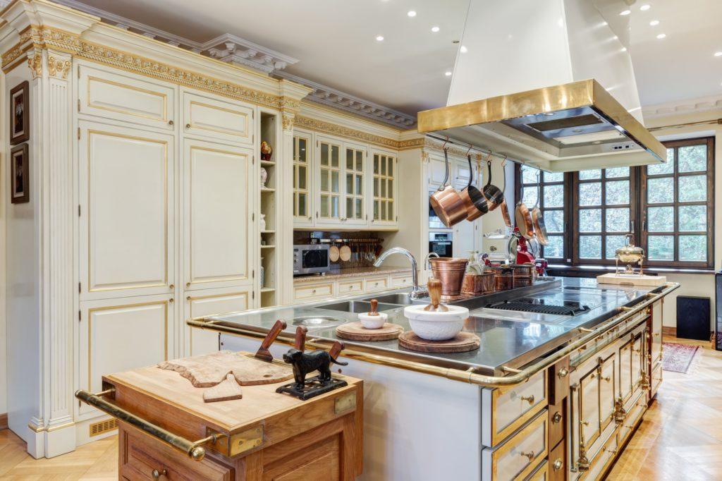Copper Mansion Kitchen