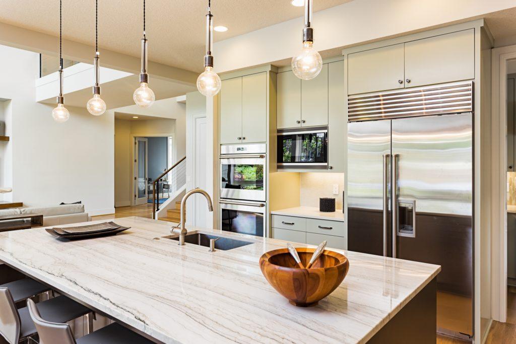 Five Lights Mansion Kitchen