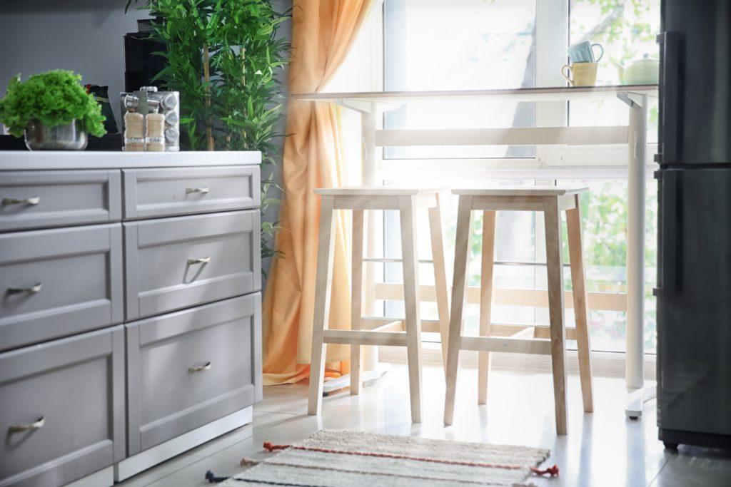 Kitchen Window Bar