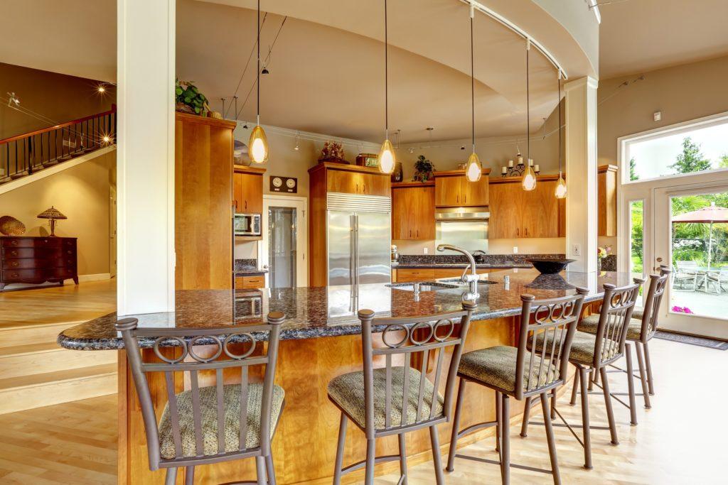 Long Island Mansion Kitchen