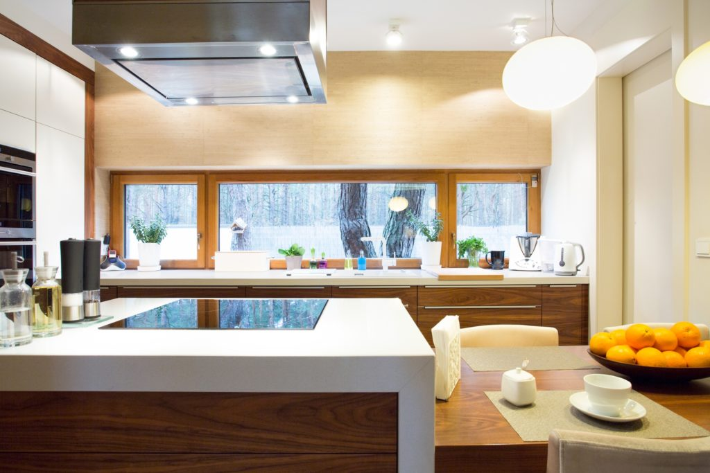 Long Kitchen Window