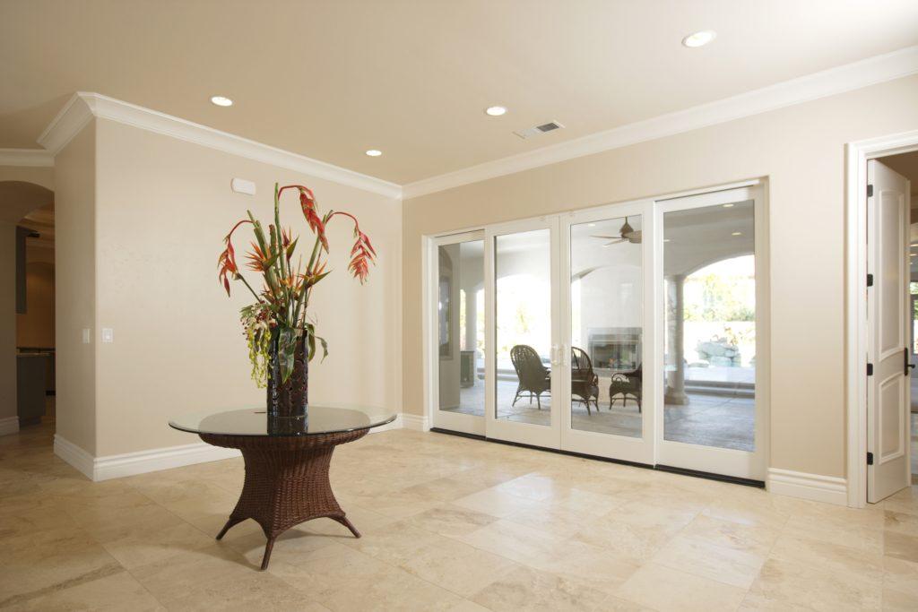 Luxury House Entrance Decor