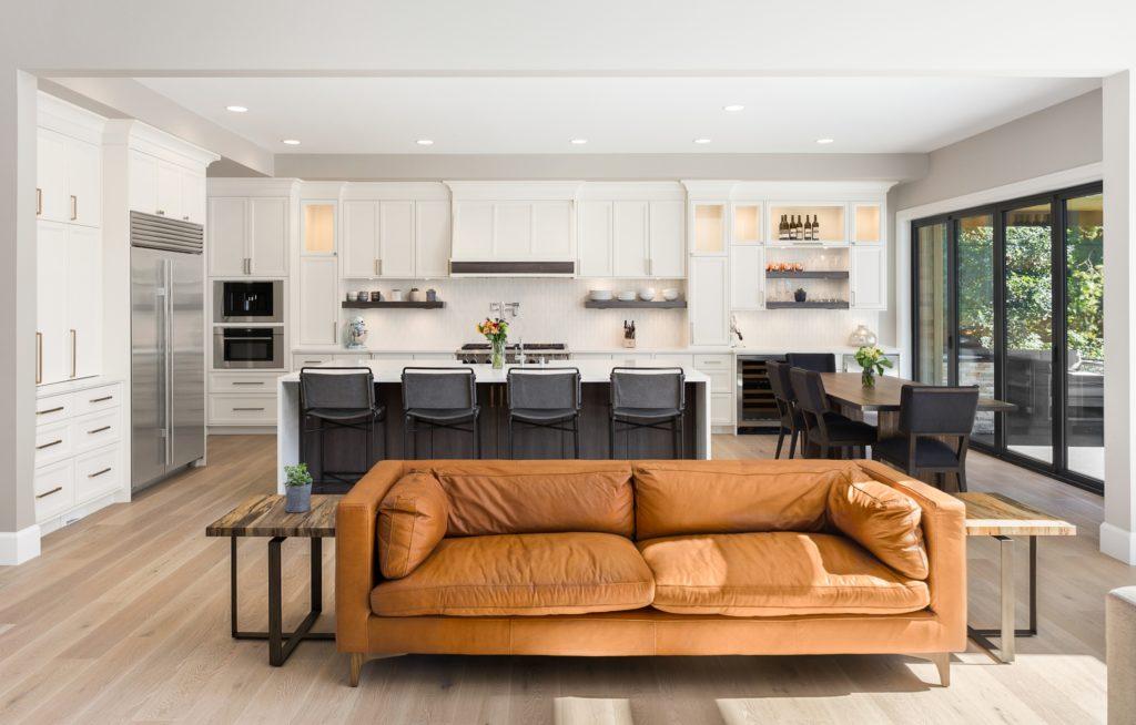 Luxury Open Kitchen