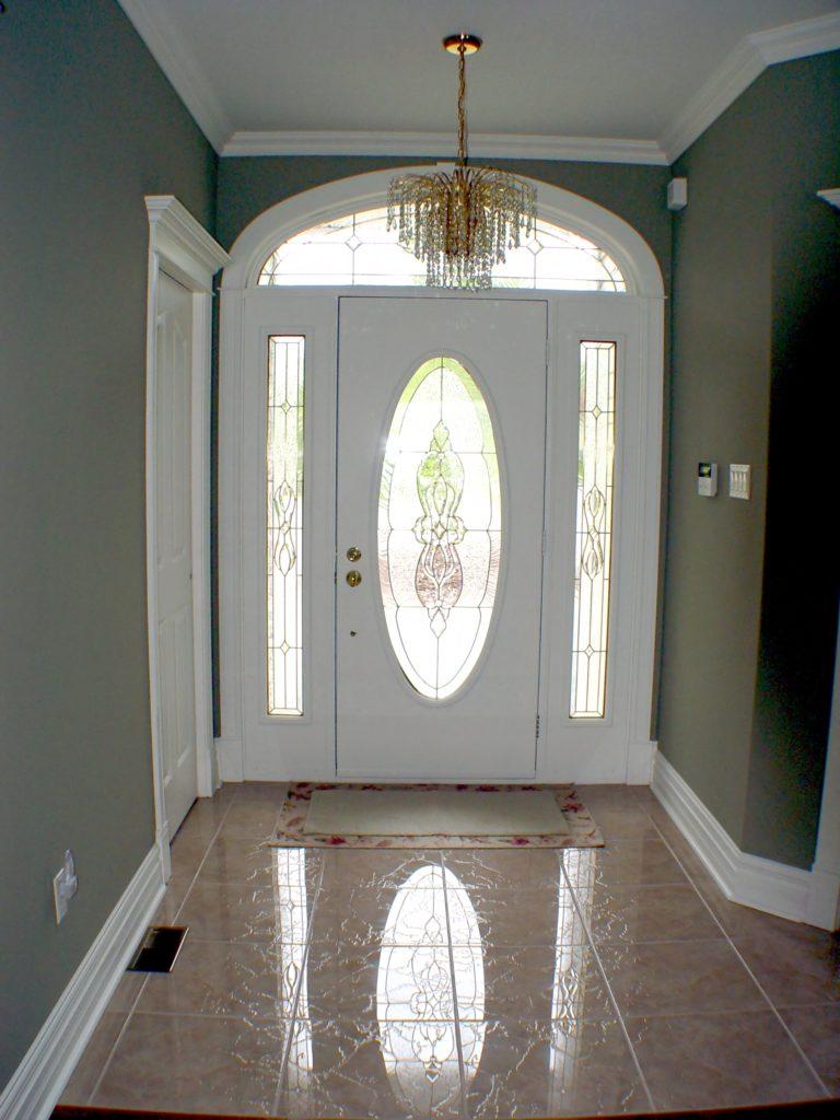 Minimal House Entrance Décor