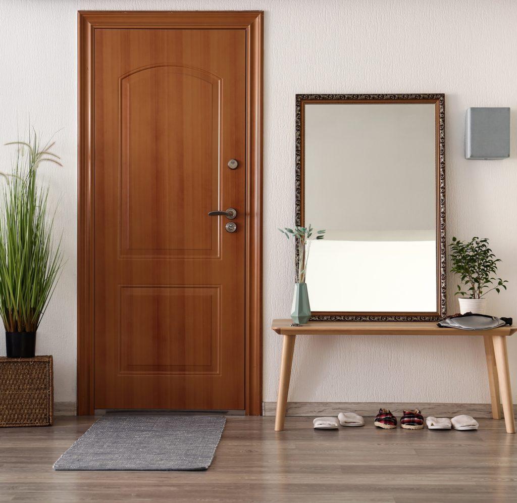 Mirror Home Entrance Decor
