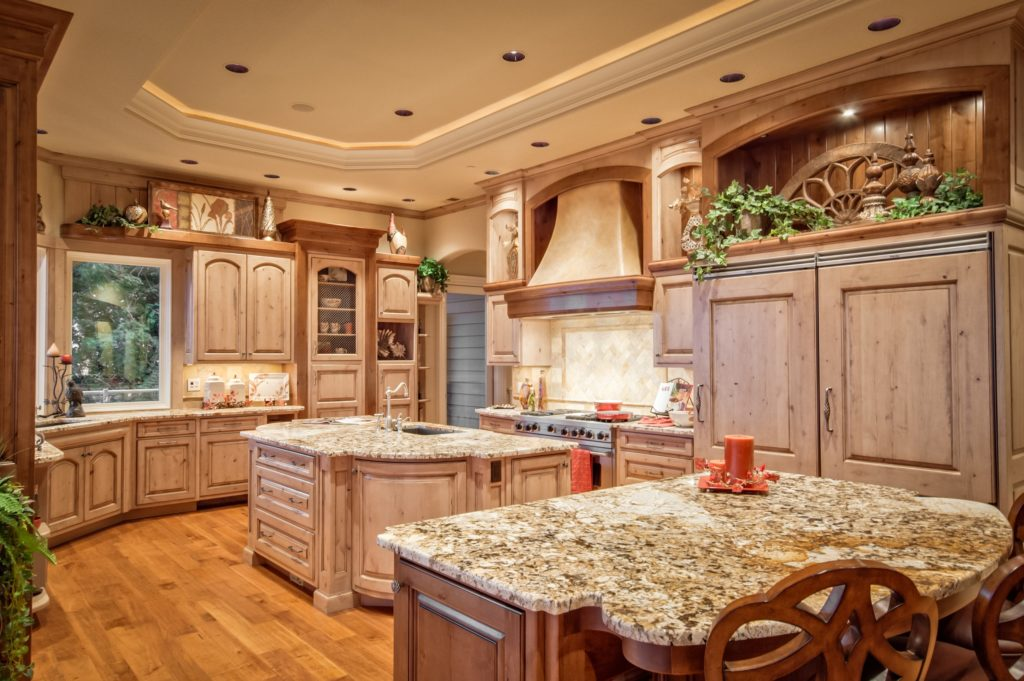 Natural Mansion Kitchen