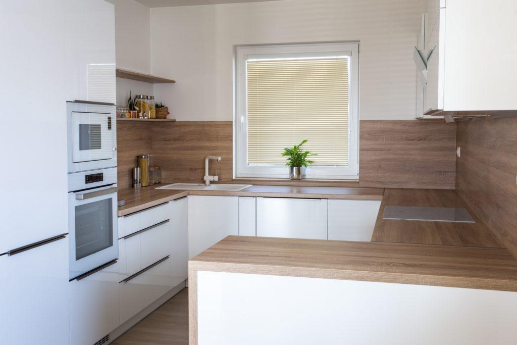 Single Glass Kitchen Window