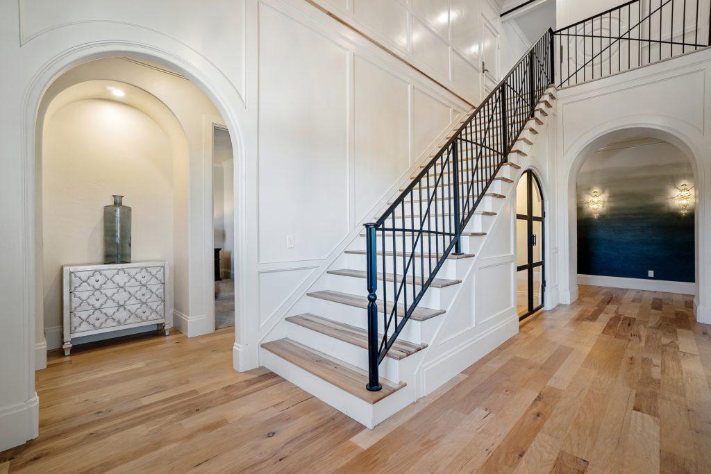 Staircase House Entrance Decor
