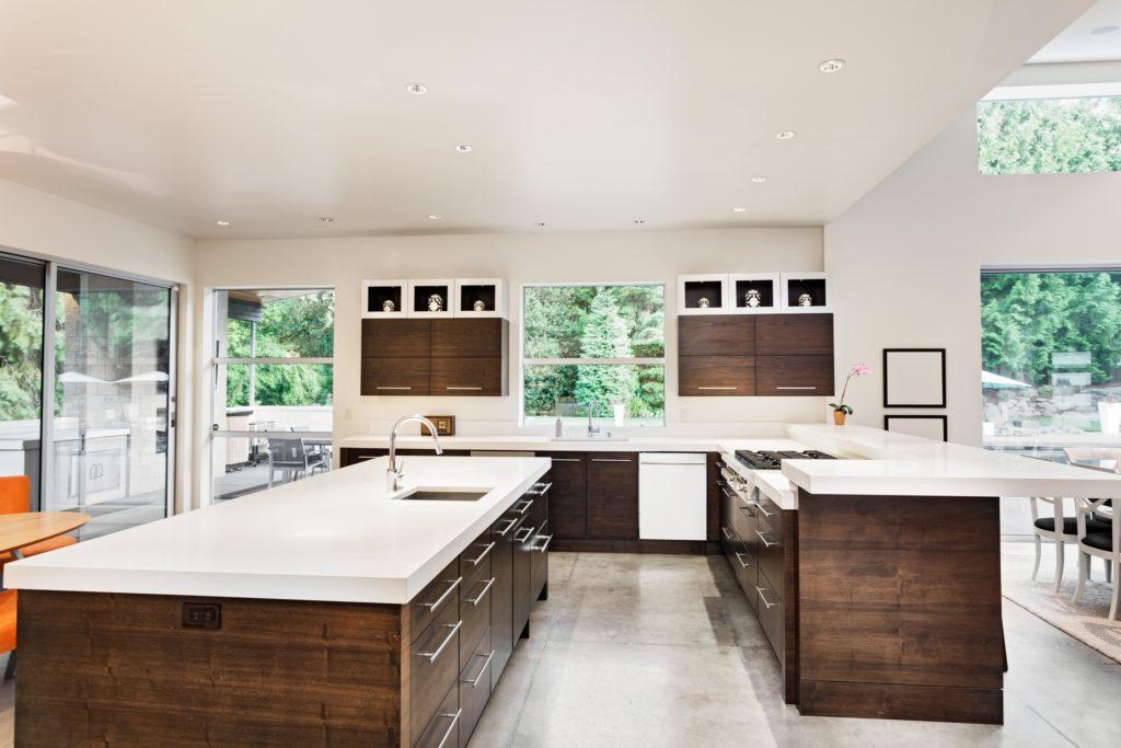 Wood Island Mansion Kitchen