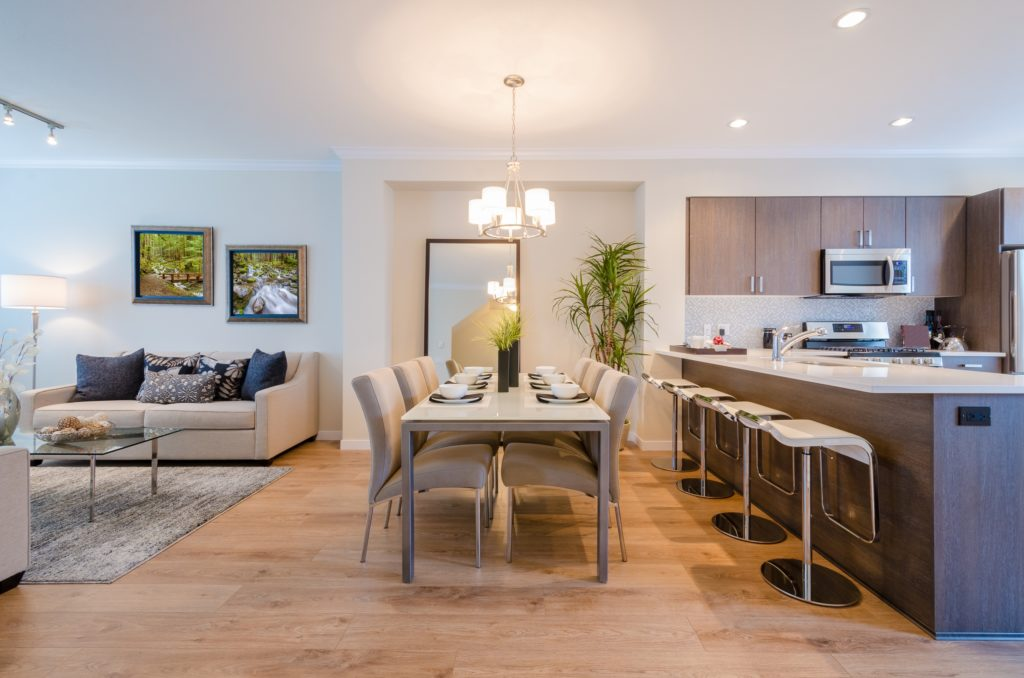 Wood Luxury Kitchen