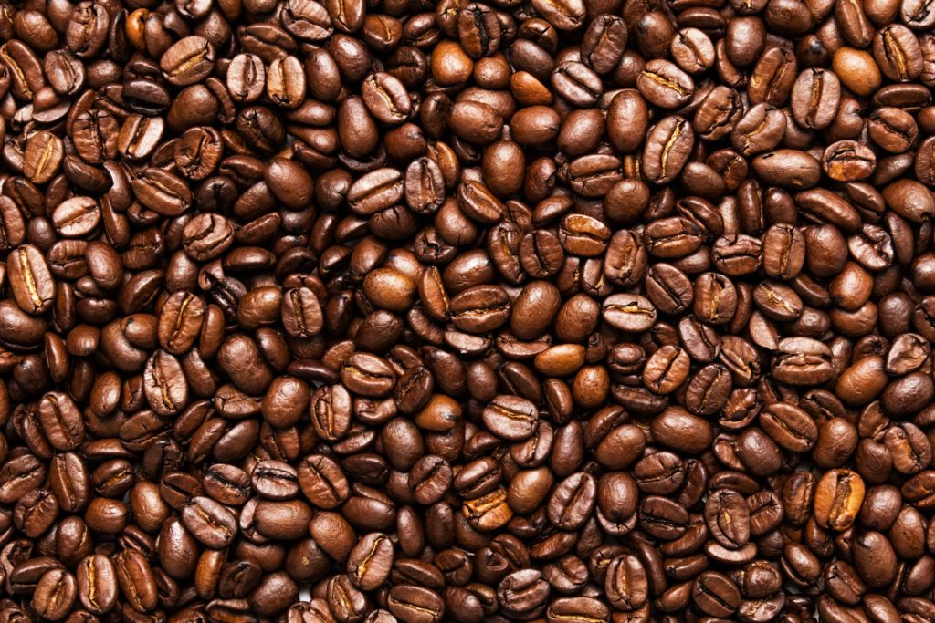Coffee-Themed Kitchen Curtains