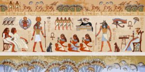 Egyptian Bedrooms
