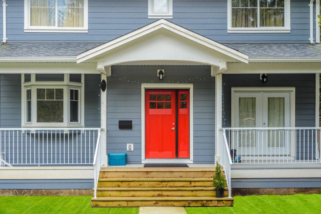 Red Door Luxury House