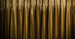 glitter curtains