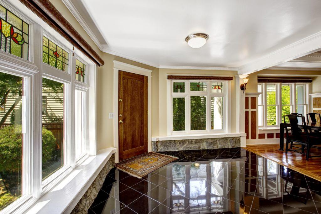 Black Mansion Foyer