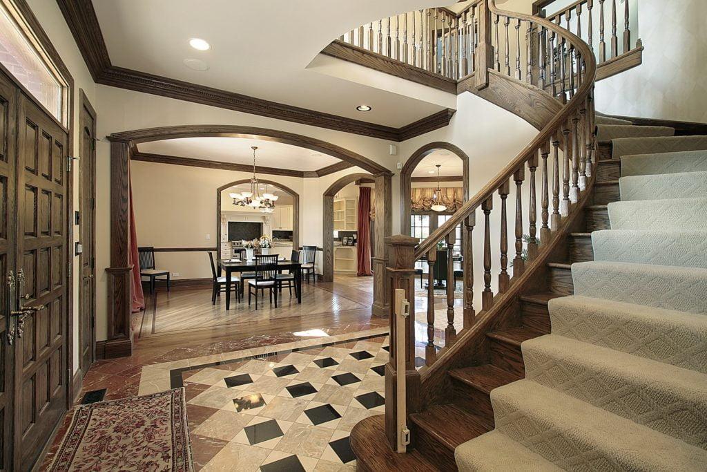 Detailed Floor Foyer