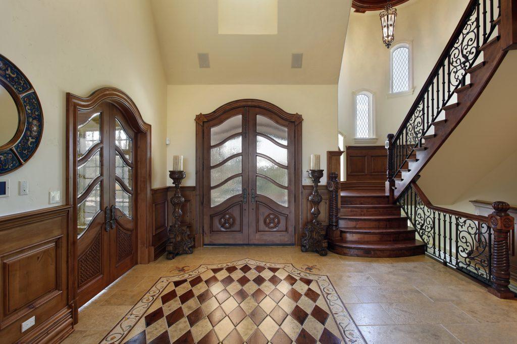 Floor Design Foyer