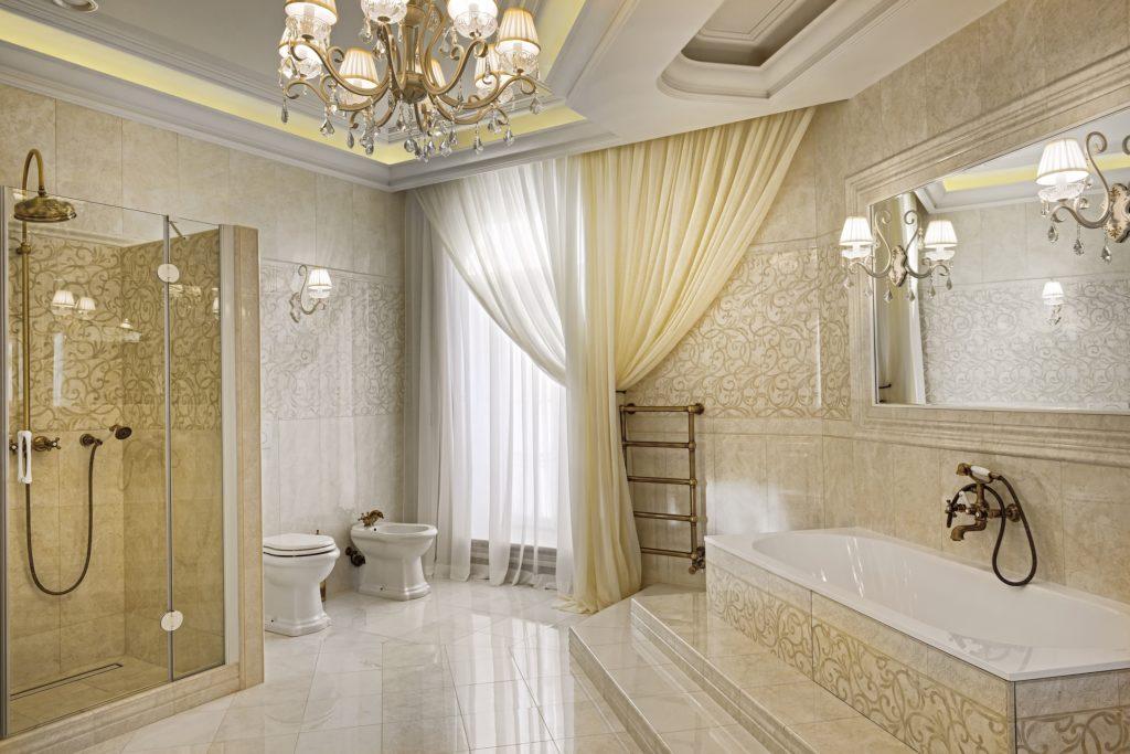 Golden Mansion Bathroom