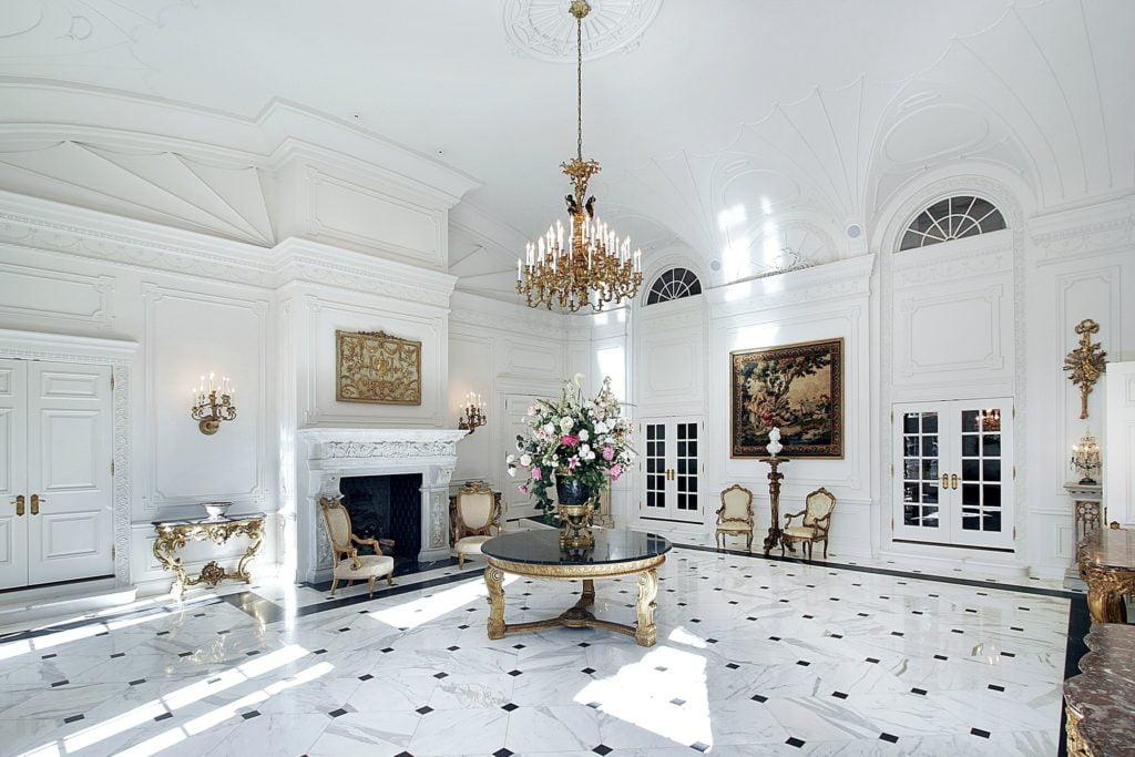 Grand Mansion Foyer