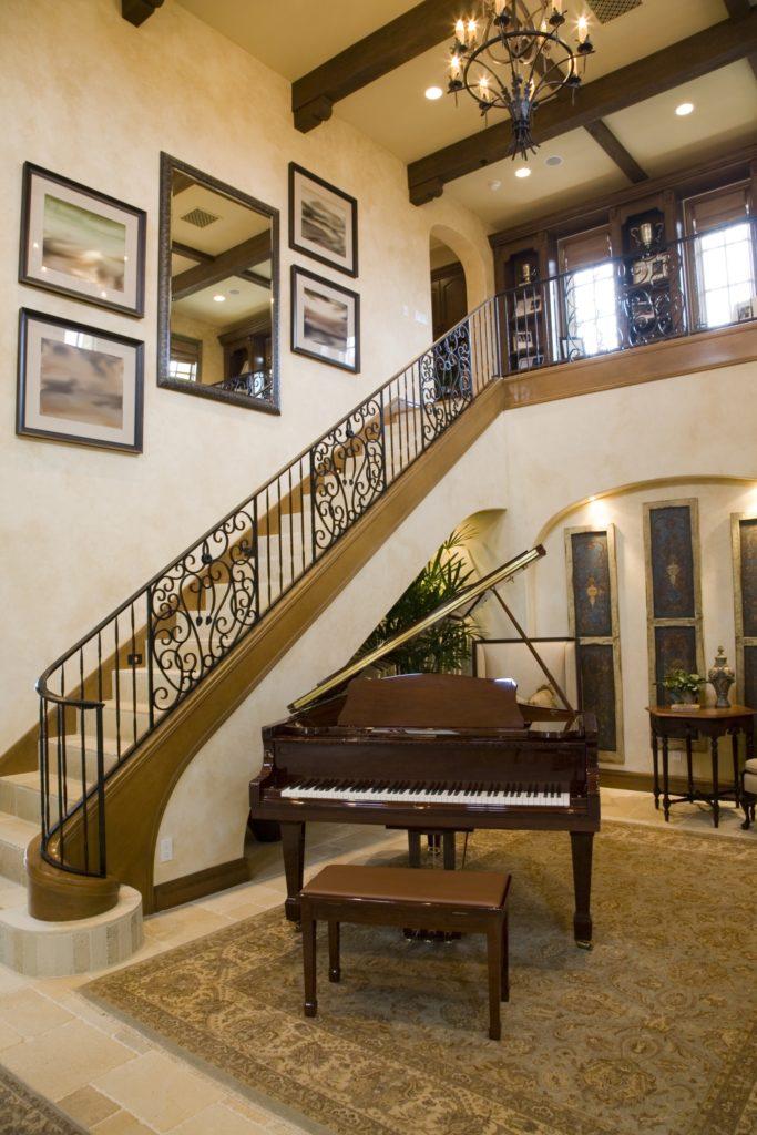 Grand Piano Foyer