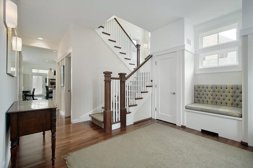 Gray Mansion Foyer