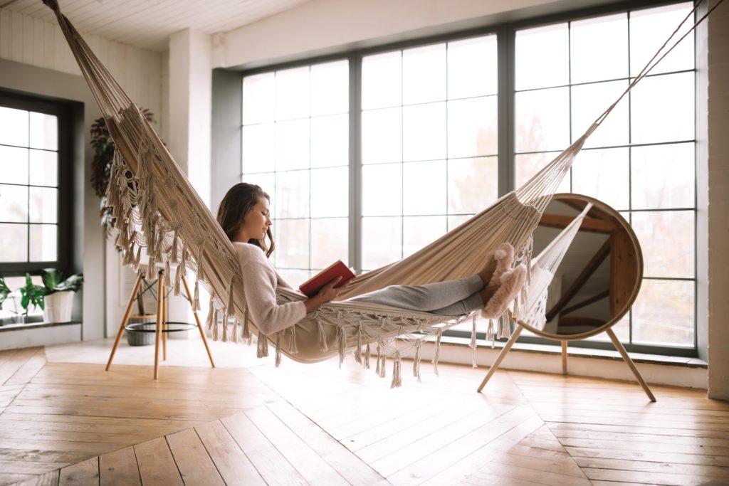 Indoor Hammock Beds