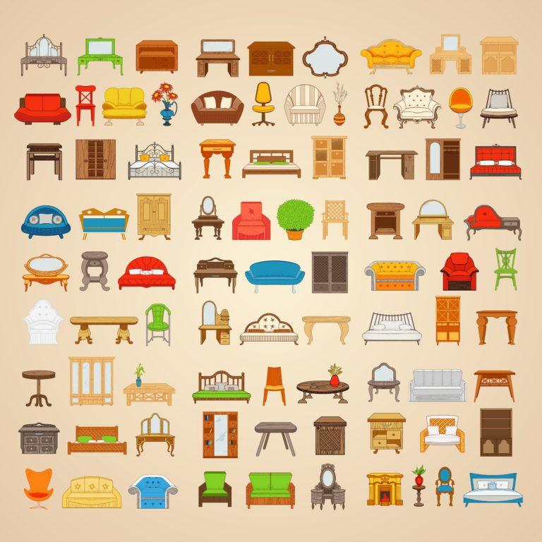 List of Furniture