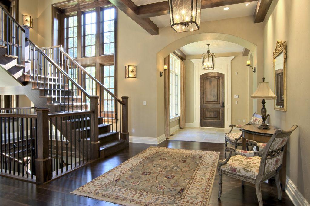 Luxury Home Foyer