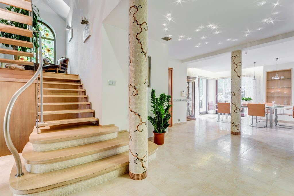 Luxury Residence Foyer
