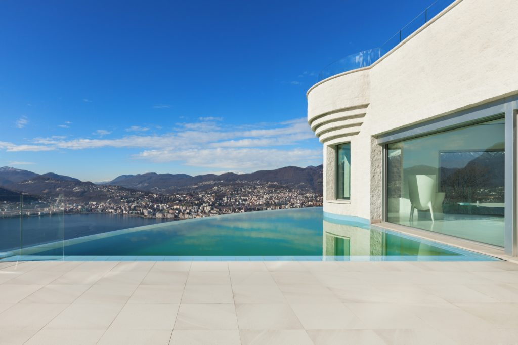 Mansion Infinity Pool
