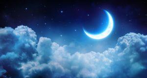 Moon Pillows