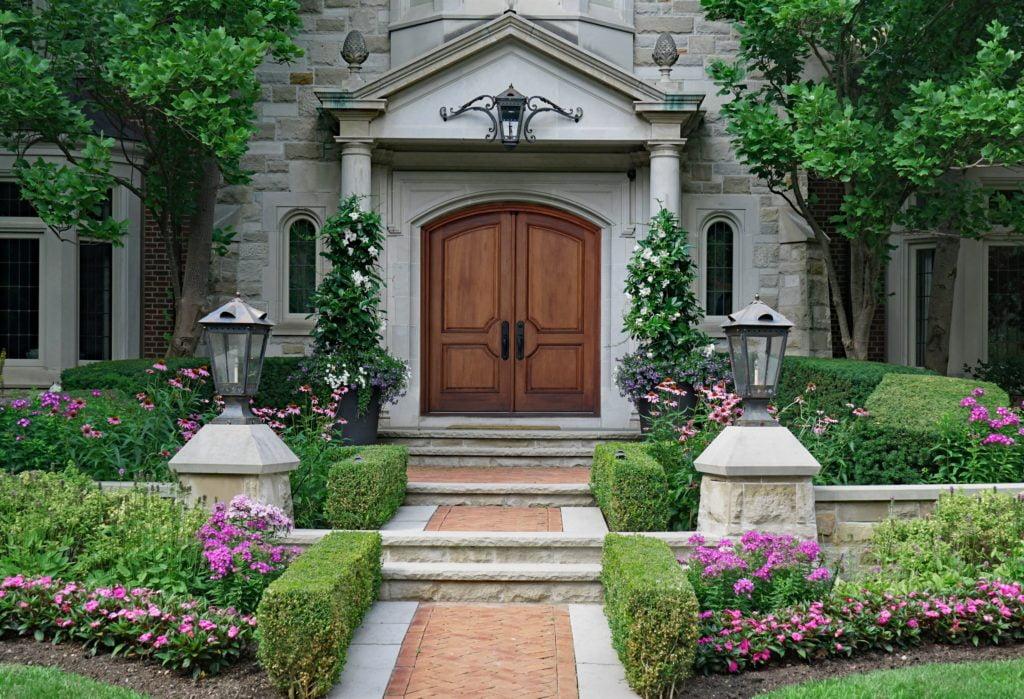 Wooden Doors Entrance