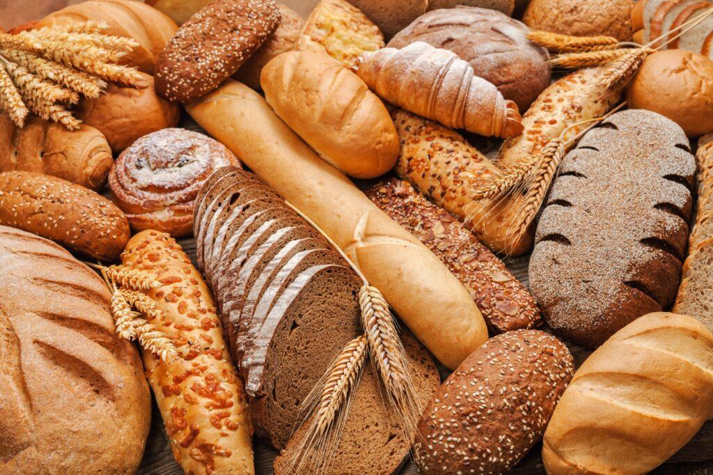 Bread pillows