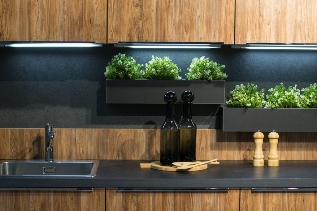 Herb Shelves