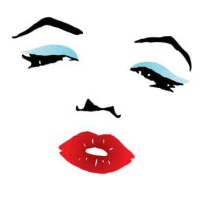 Marilyn Monroe-Themed Décor Items