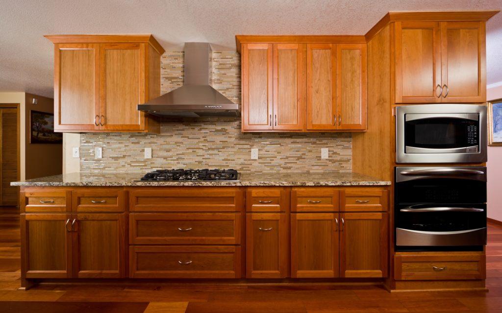 All-Wood Kitchen