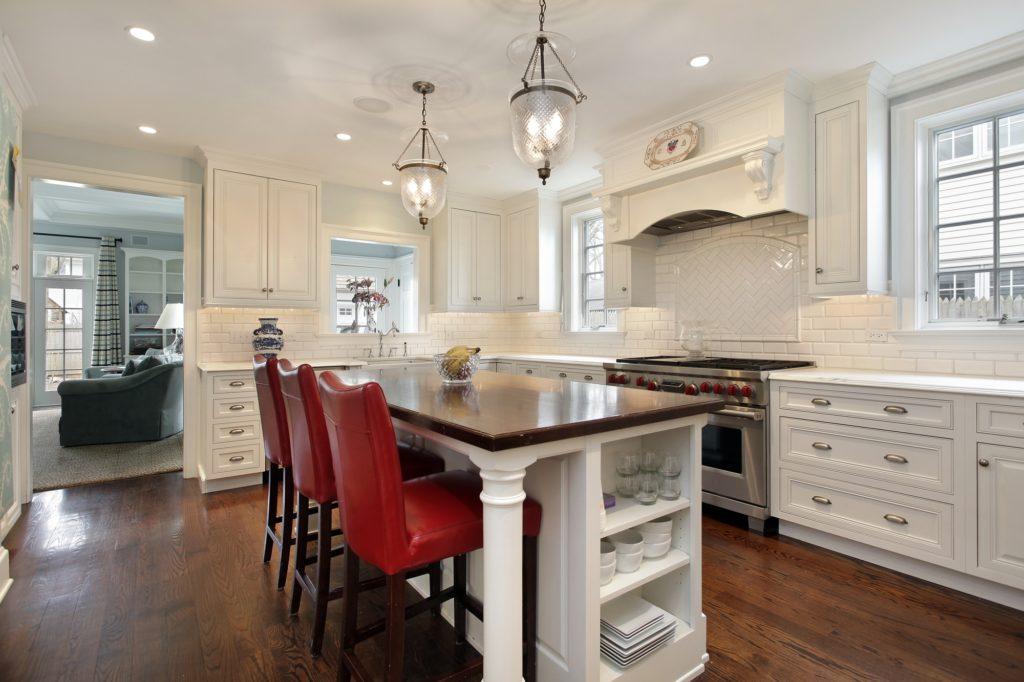 Dark Wood Kitchen Floors