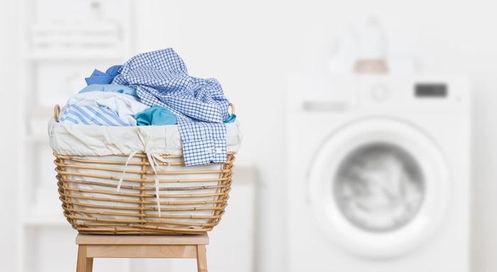 Laundry Basket 1