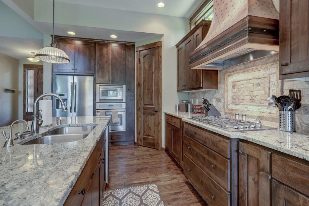Natural Stone Kitchen