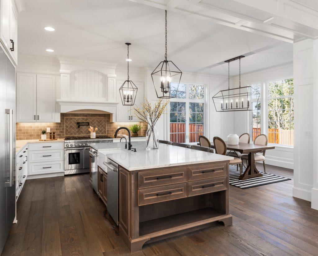Quartz Counters Kitchen