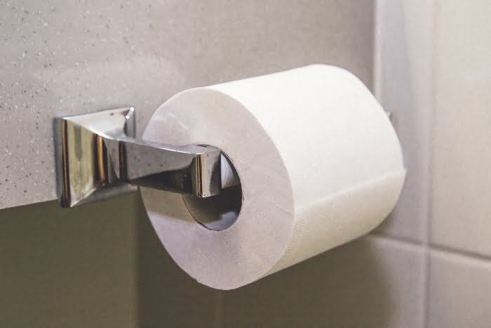 Toilet Paper Holder 1
