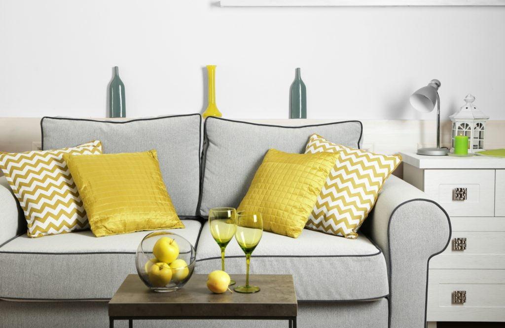 Yellow Pillows