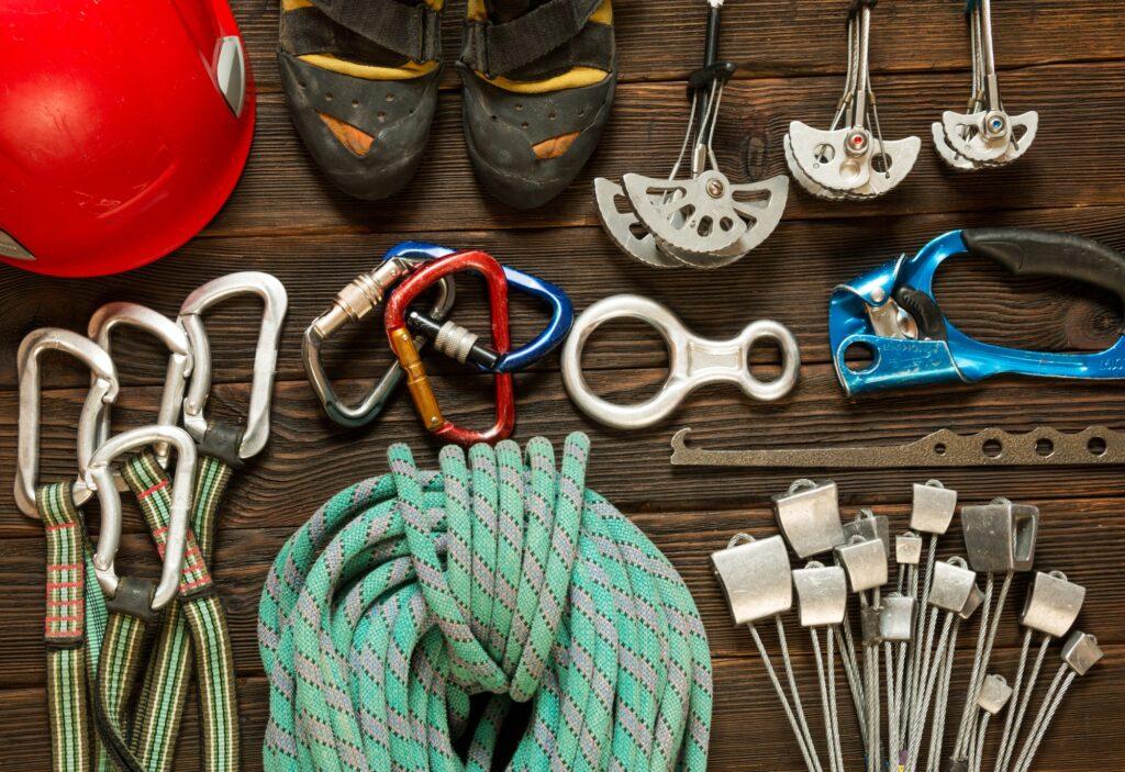 Mountain climbing accessories