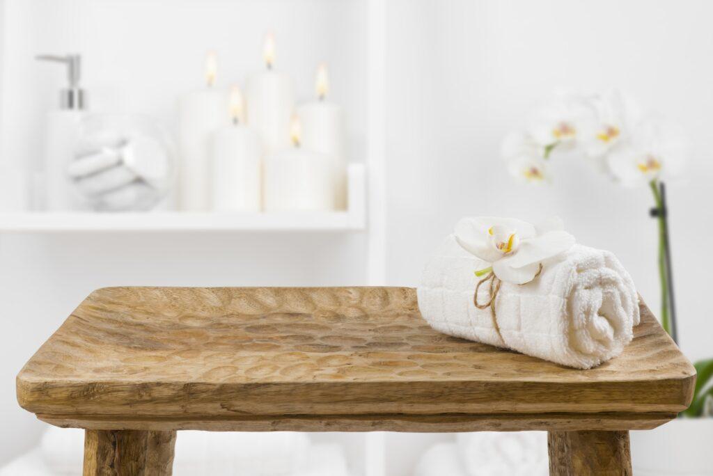 Bathroom Table