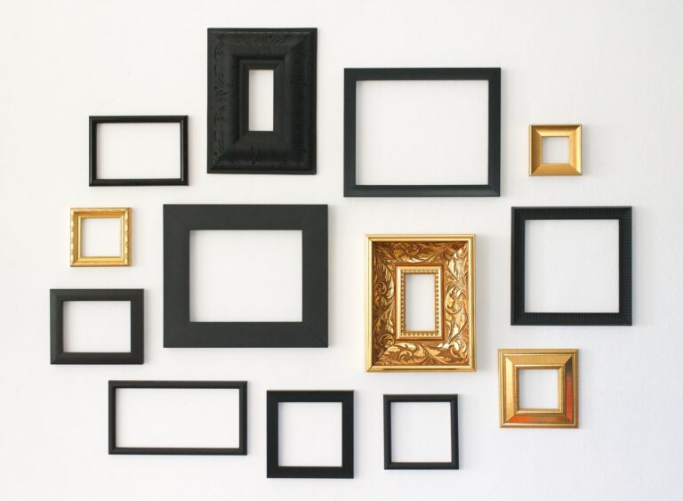 Different Types of Picture Frames