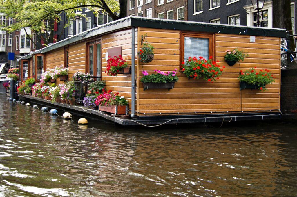 Houseboat Floating Residence