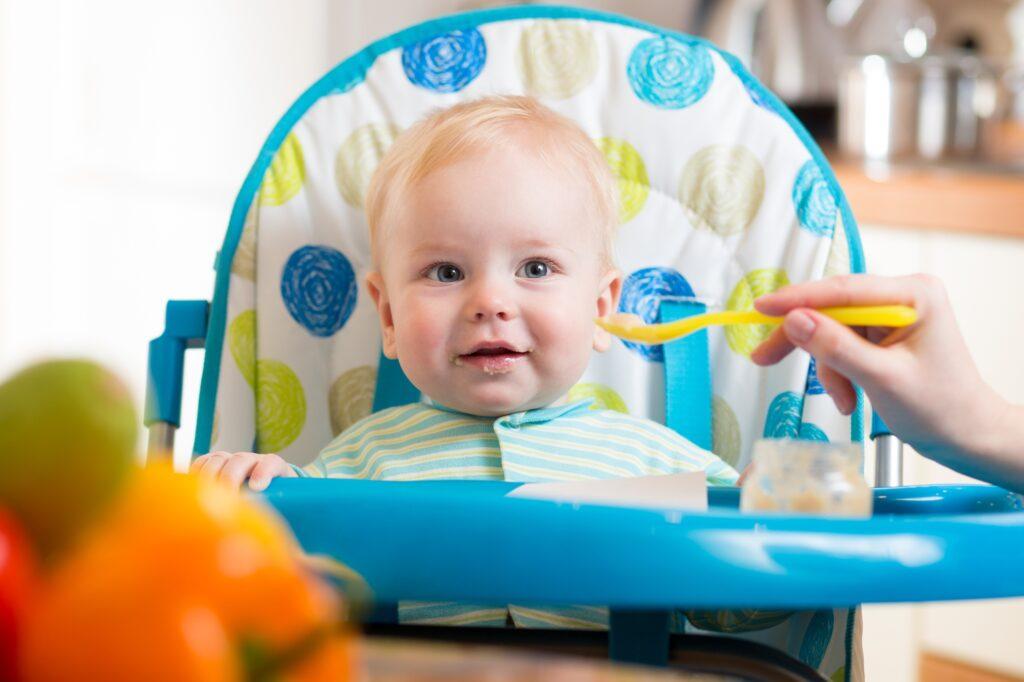 Toddler Feeding Table