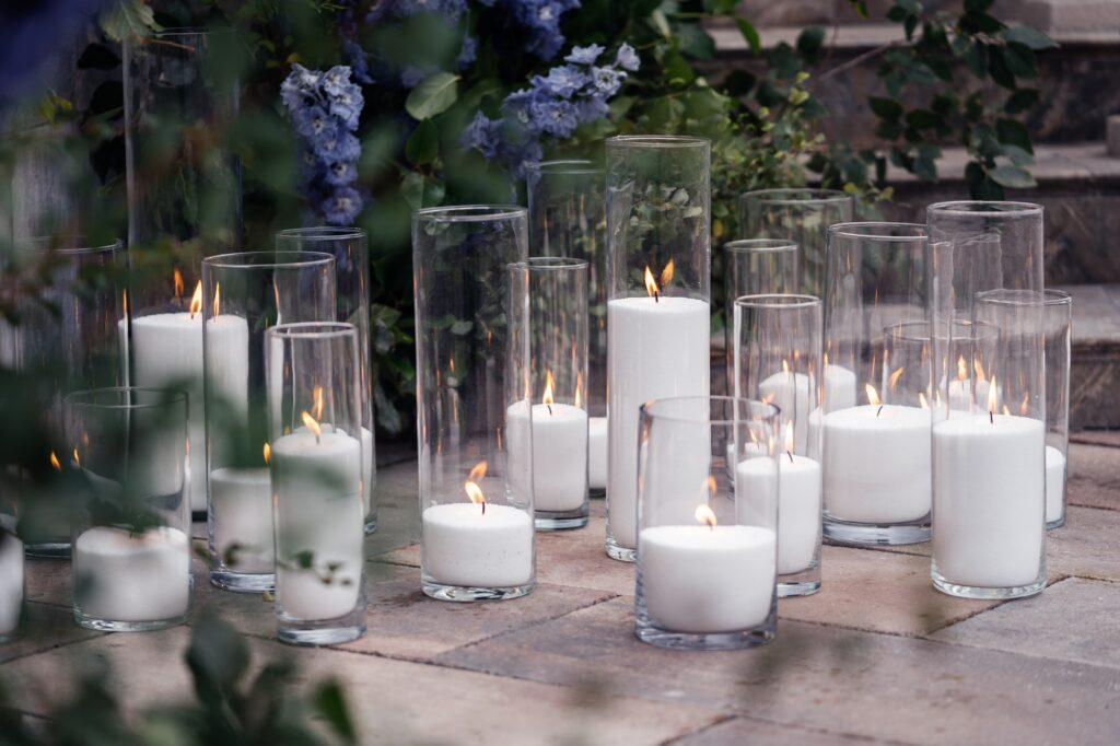 White Candles 1