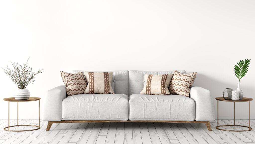 Off white Pillows